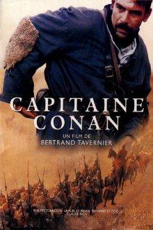 постер к фильму Капитан Конан