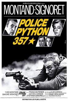 постер к фильму Пистолет «Питон 357»