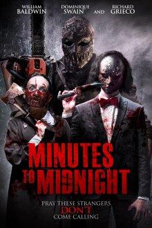 постер к фильму Минуты до полуночи