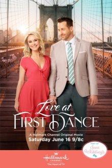 постер к фильму Любовь с первого танца