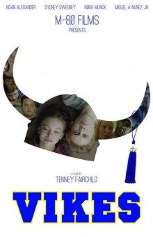постер к фильму Викинги