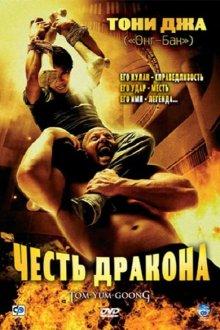 постер к фильму Честь дракона