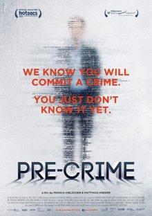 постер к фильму Pre-crime: Потенциальные преступники
