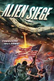 постер к фильму Инопланетная Осада