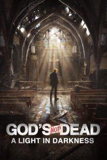постер к фильму Бог не умер: Свет во тьме