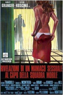 постер к фильму Откровения сексуального маньяка главе криминальной полиции