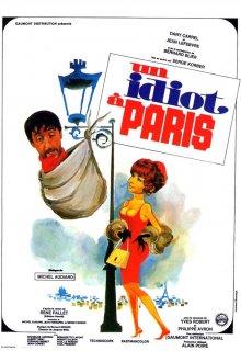 постер к фильму Идиот в Париже