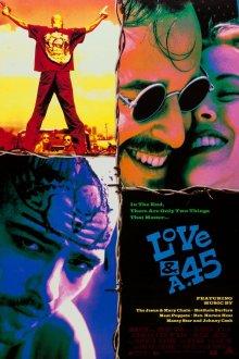 постер к фильму Любовь и 45 калибр
