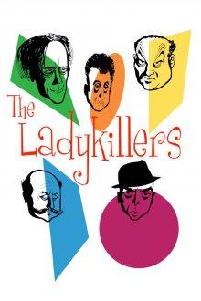 постер к фильму Убийцы леди