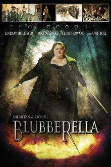 постер к фильму Блюбарелла: Супервумен
