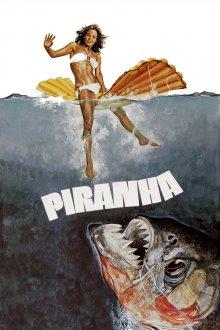 постер к фильму Пираньи