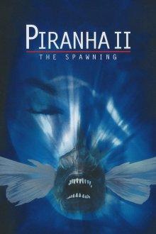 постер к фильму Пираньи 2: Нерест
