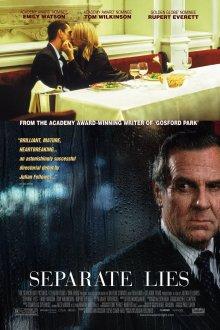 постер к фильму Разная ложь