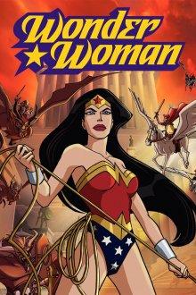 постер к фильму Чудо-женщина