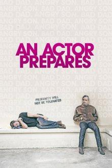 постер к фильму Работа актера над собой