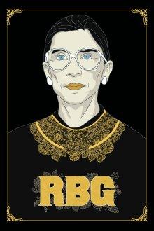 постер к фильму Рут Бейдер Гиндсбург