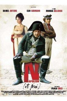 постер к фильму Я и Наполеон