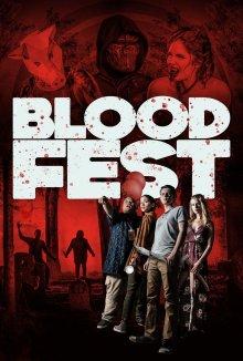 постер к фильму Кровавый фестиваль