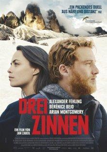 постер к фильму Три горы