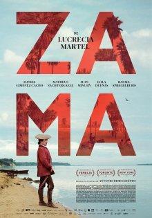 постер к фильму Зама