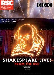 постер к фильму Шекспир жив