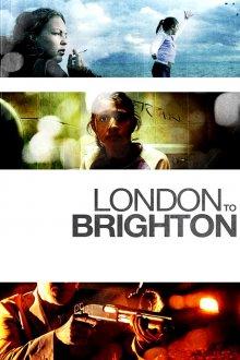 постер к фильму Из Лондона в Брайтон