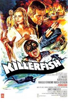 постер к фильму Рыба-убийца