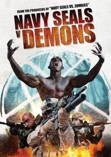 постер к фильму Морские котики против Демонов