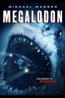 постер к фильму Мегалодон
