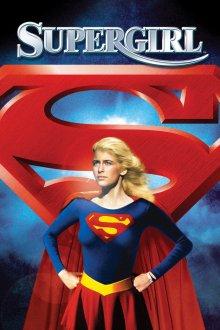 постер к фильму Супергёрл