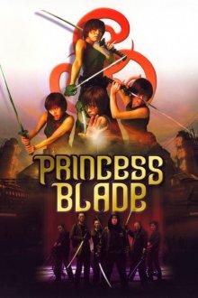 постер к фильму Принцесса мечей