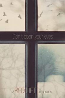 постер к фильму Не открывай глаза