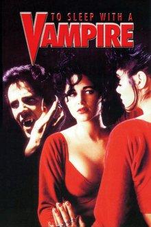 постер к фильму В постели с вампиром