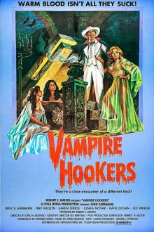 постер к фильму Путаны-вампирши