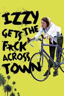 постер к фильму Иззи прётся через город