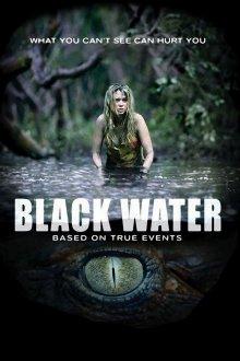 постер к фильму Хищные воды