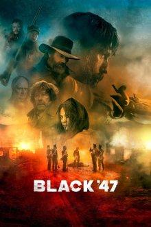 постер к фильму Черный 47-й