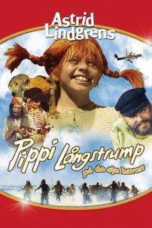 постер к фильму Пеппи в стране Така-Тука