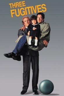 постер к фильму Три беглеца