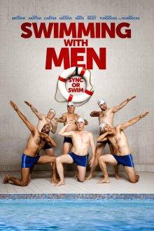 постер к фильму Плавая с мужиками