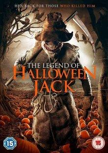 постер к фильму Легенда о Хэллоуинском Джеке