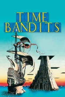 постер к фильму Бандиты во времени