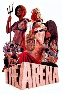 постер к фильму Арена