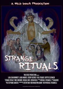 постер к фильму Странные ритаулы