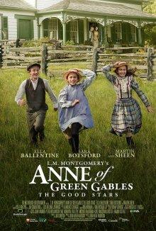 постер к фильму Энн из Зелёных Крыш: Хорошие звёзды