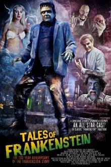постер к фильму Истории о Франкенштейне