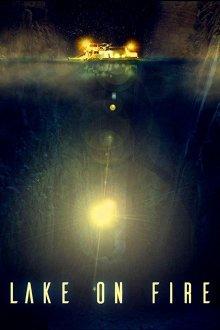 постер к фильму Озеро в огне