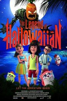 постер к фильму Легенда о Хэллоуиан
