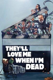 постер к фильму Меня полюбят после моей смерти