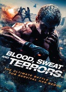 постер к фильму Кровь, пот и ужасы